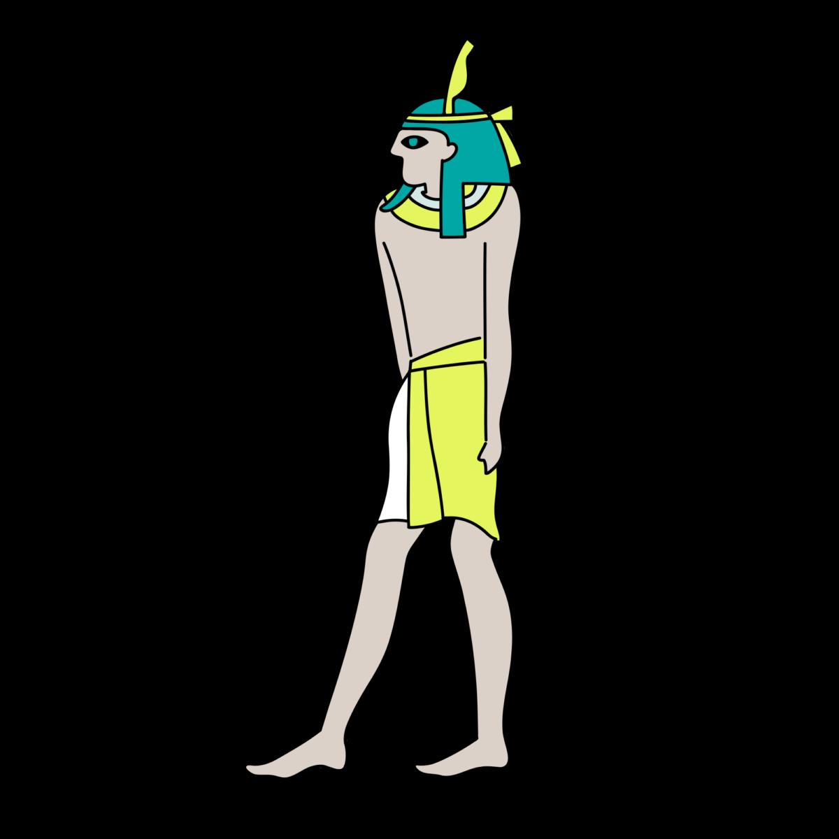 古代エジプト神話-シュウ