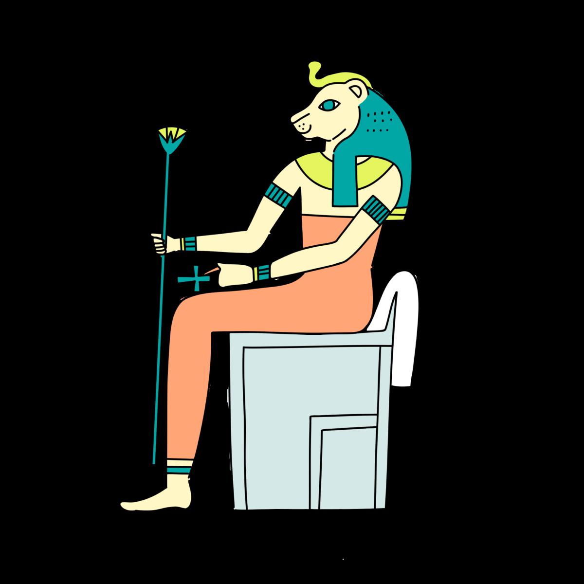 古代エジプト神話-テフヌト
