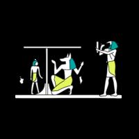 古代エジプト死者の書