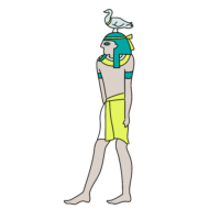 古代エジプト-ゲブ