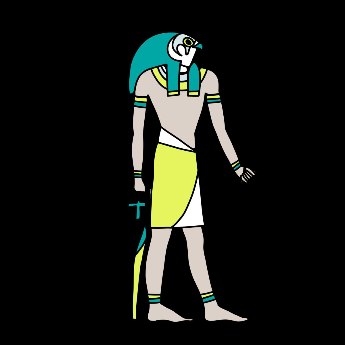 古代エジプト-ホルス