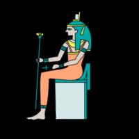 古代エジプト-イシス