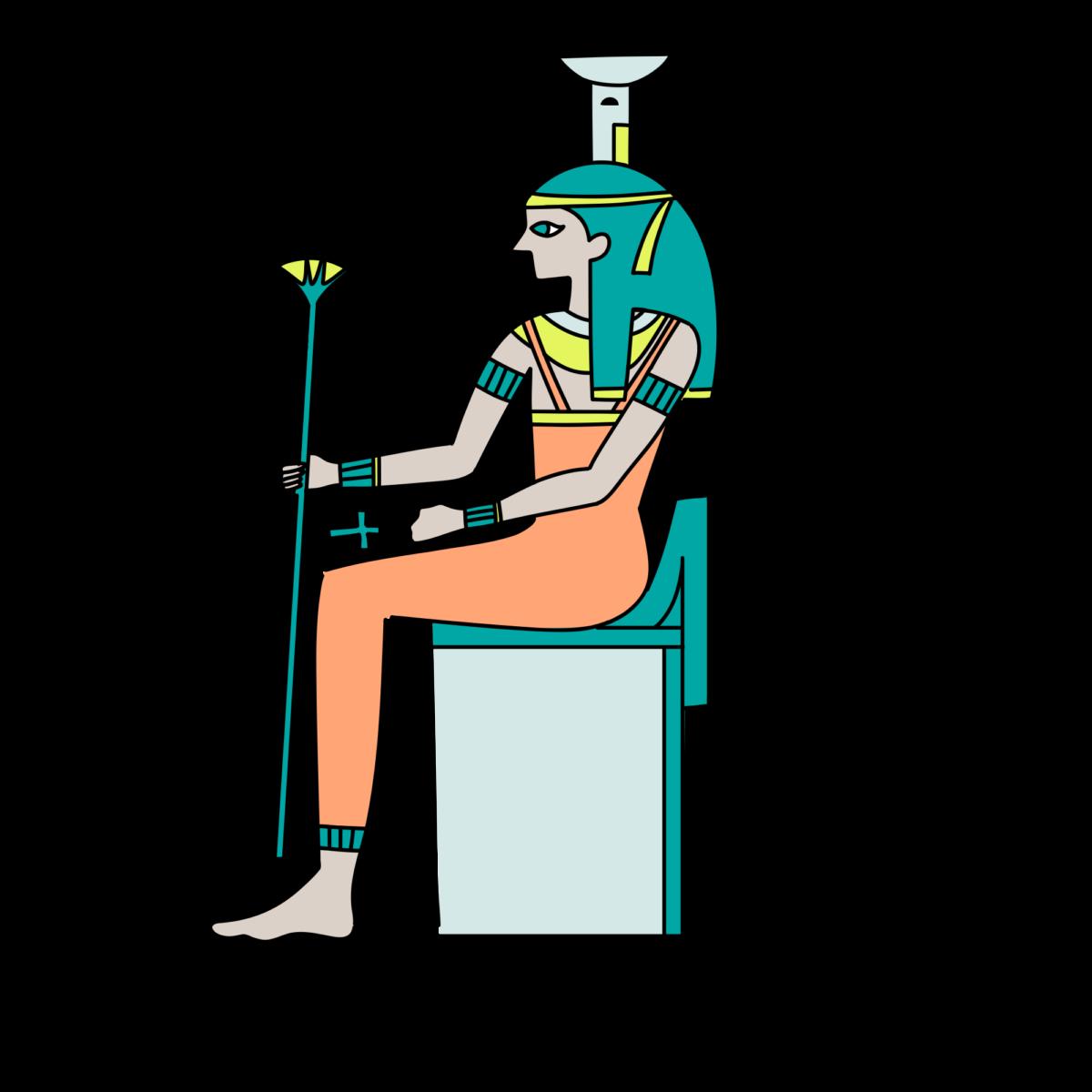 古代エジプト-ネフティス
