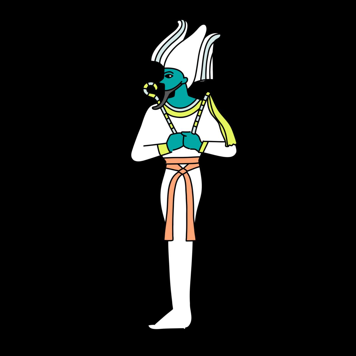 古代エジプト-オシリス