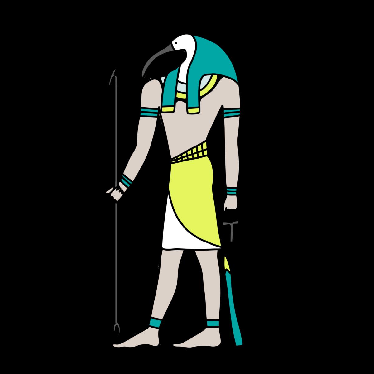 古代エジプト-トト